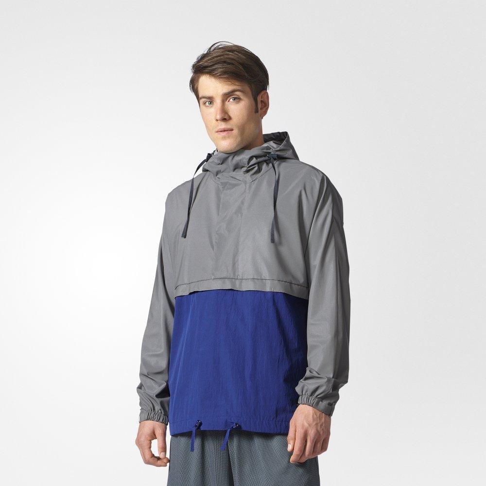 kurtka adidas eqt reflective windbreaker (bs4457)