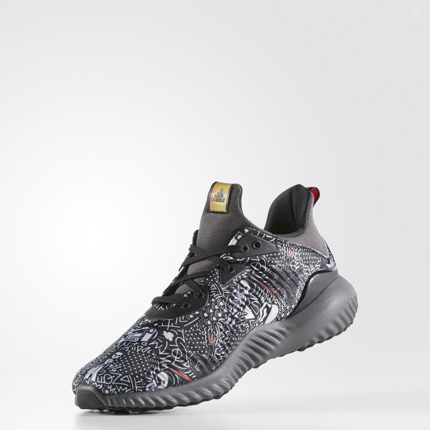 adidas alphabounce star wars