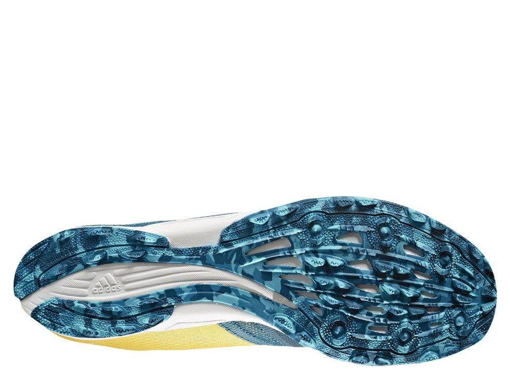 adidas xcs spikeless m niebieskie
