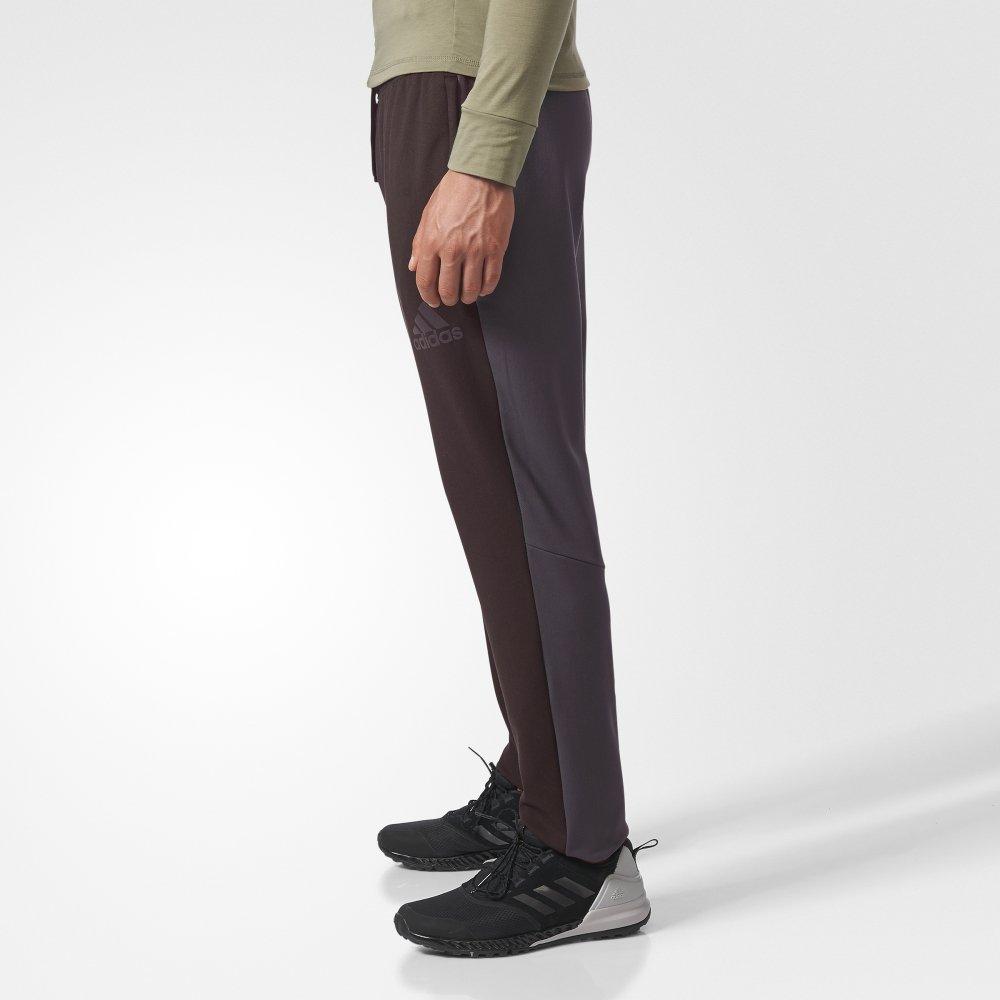 adidas climawarm workout pants black