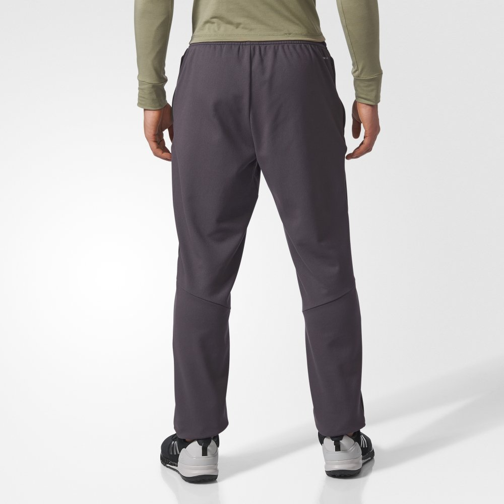 adidas Climawarm Workout Pants Black