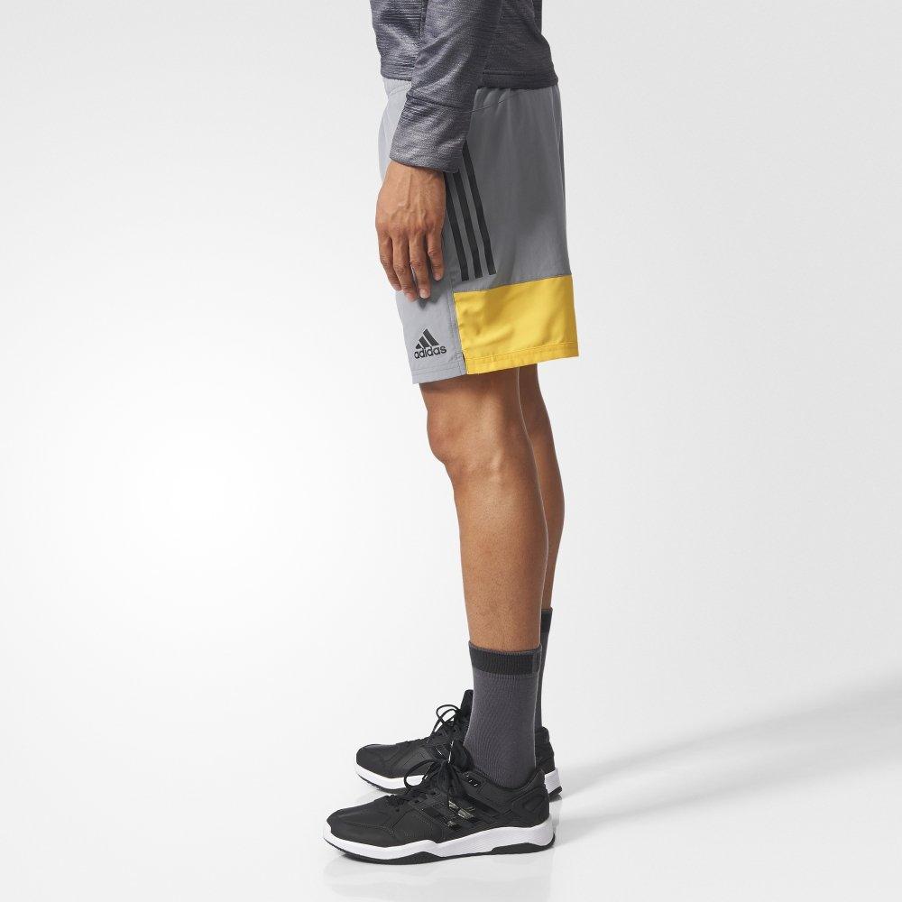 adidas speedbreaker climacool shorts grey