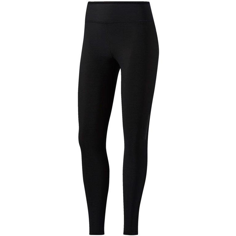 adidas supernova climaheat long tights w czarne