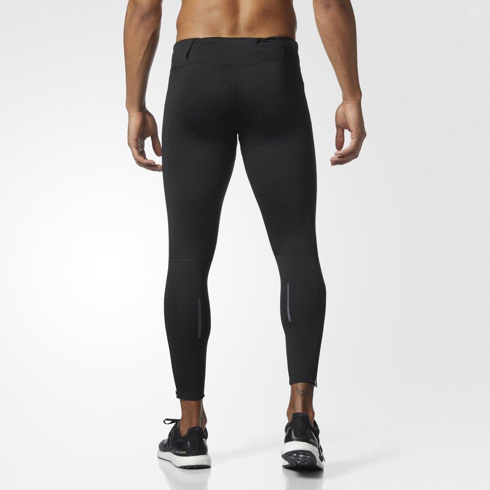 adidas supernova climaheat long tights black