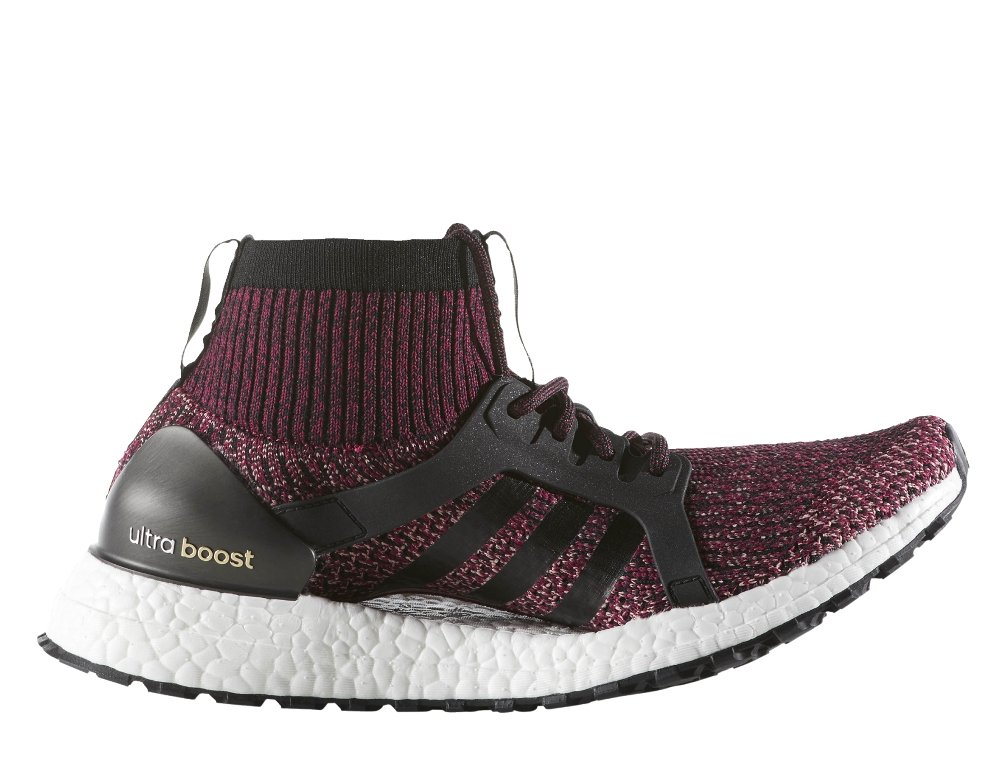 adidas ultraboost x all terrain w czarno-bordowe