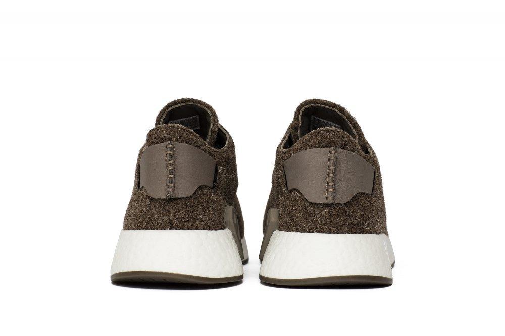 """adidas x wings + horns nmd_c2 """"simple brown"""" (cg3781)"""