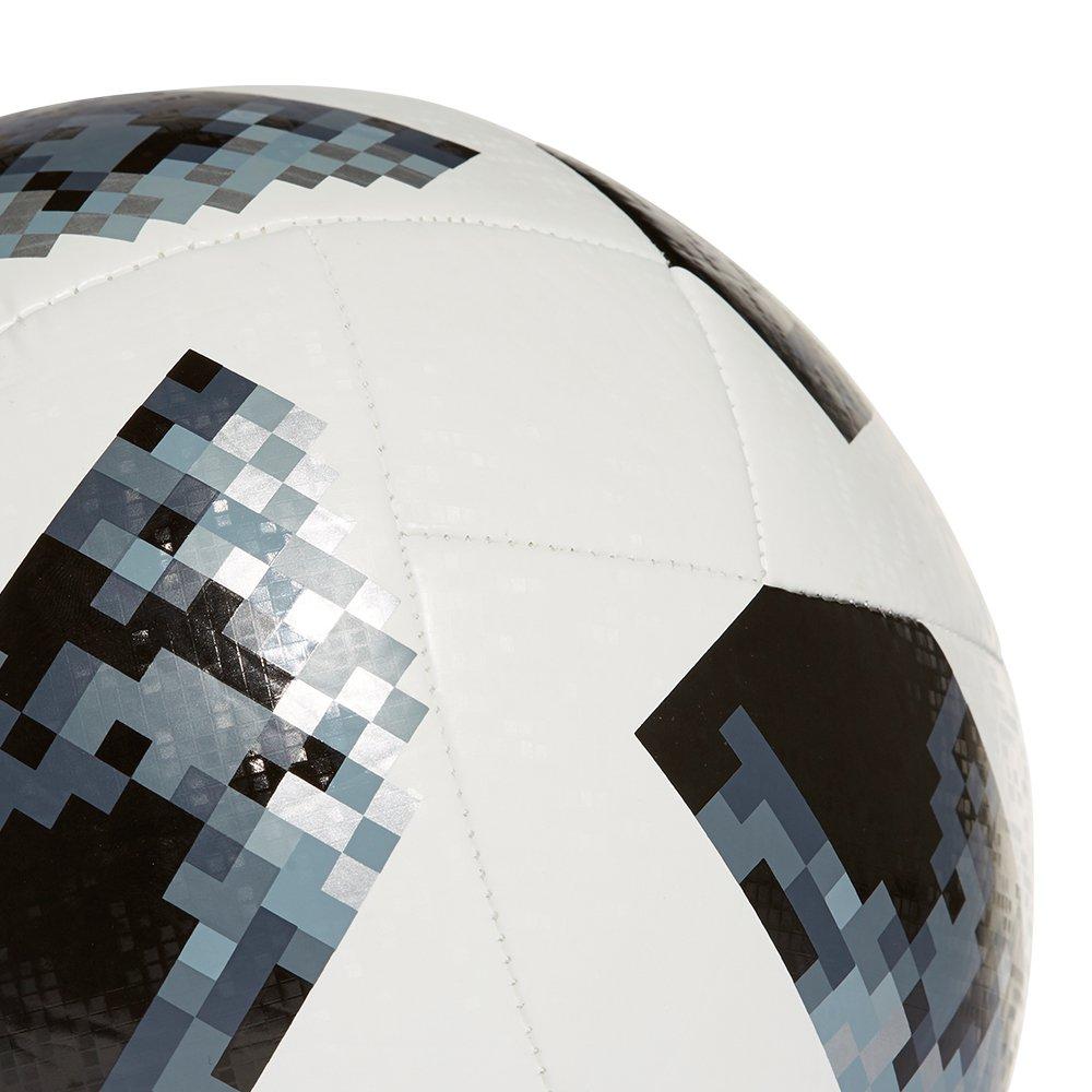 adidas telstar 18 fifa world cup top glider ball white