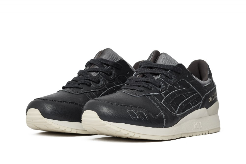 "asics gel-lyte iii ""dark grey"" (h7m4l-9595)"