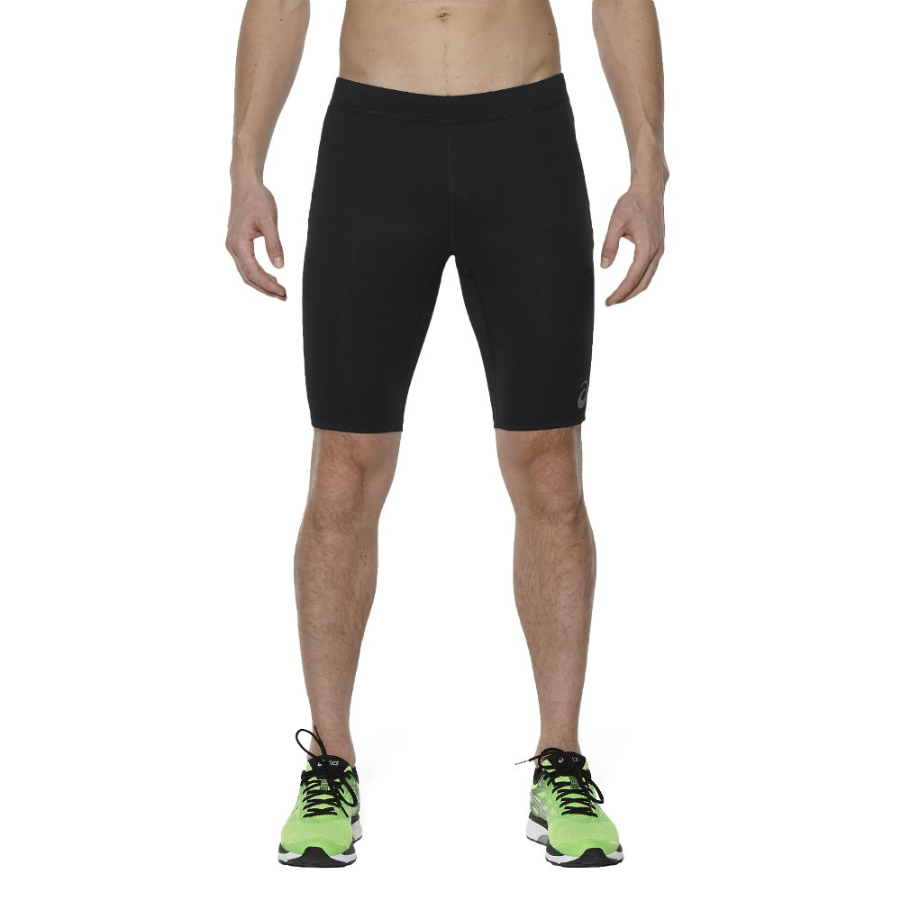 asics sprinter short black