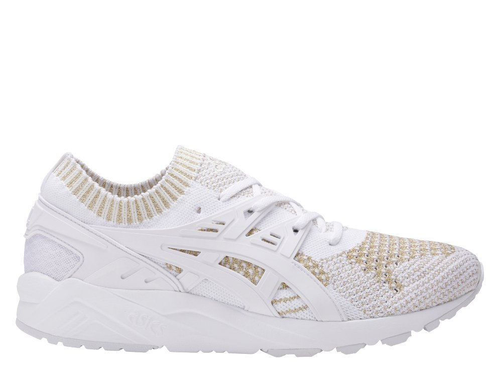 "asics gel-kayano trainer knit ""white gold"" (hn7r0-0101)"