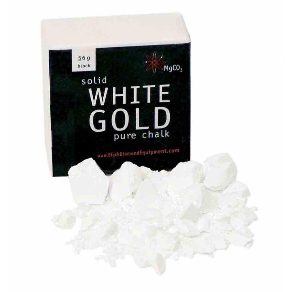 magnezja w kostce solid white gold - block 56g