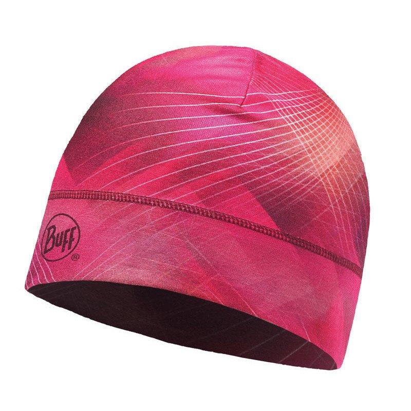 buff czapka thermonet atmosphere różowy