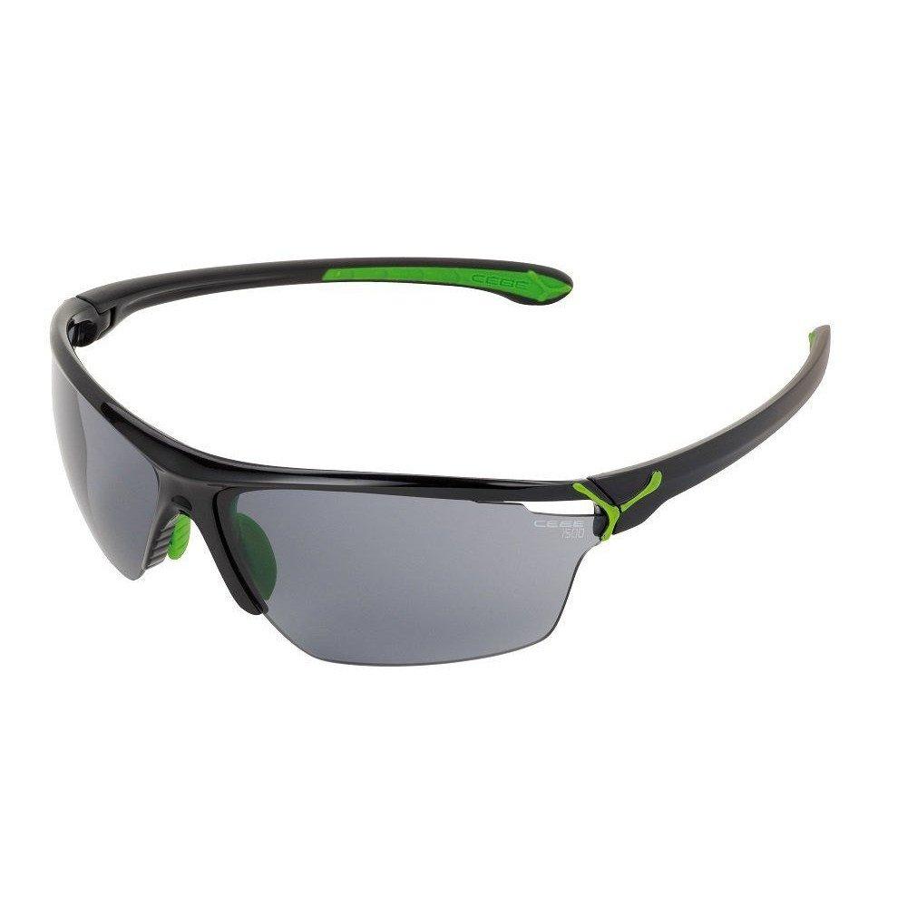 cebe cinetik shiny black green 1500 zielono-grafitowe