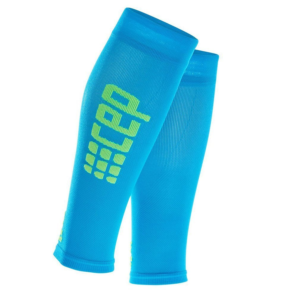 cep ultralight calf sleeves m niebieskie