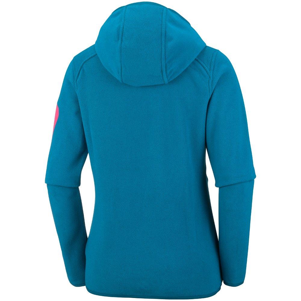 columbia outdoor novelty hooded fleece