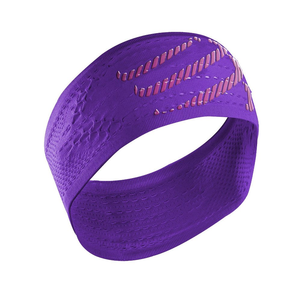 headband on/off- fluo violet
