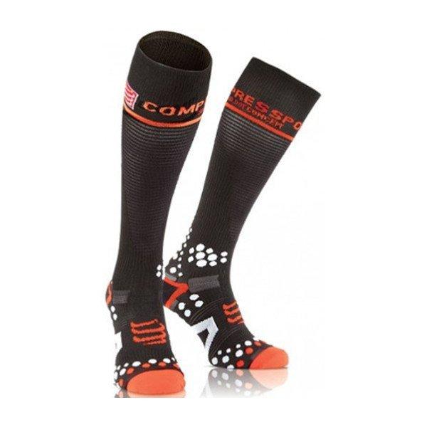 compressport full socks v2.1 czarne