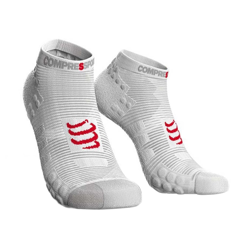 skarpetki racing socks v3.0 run lo smart white t3