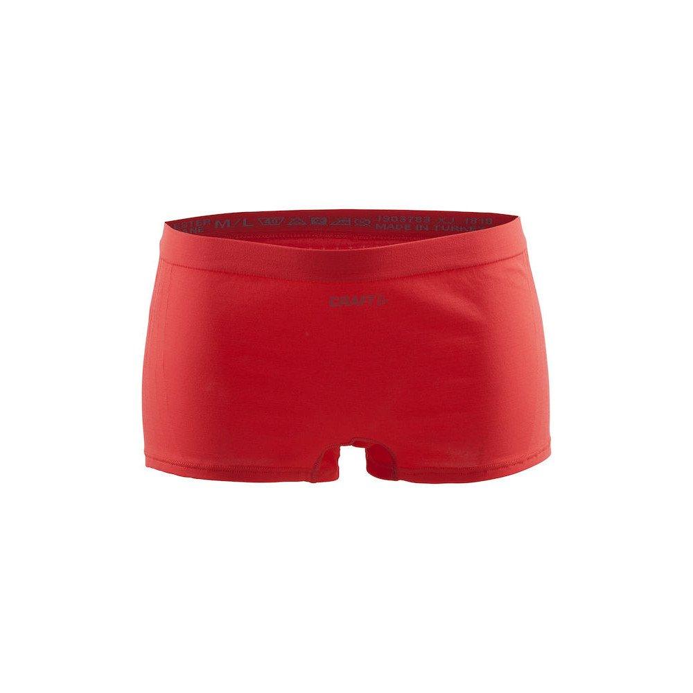 craft cool seamless boxer w czerwone