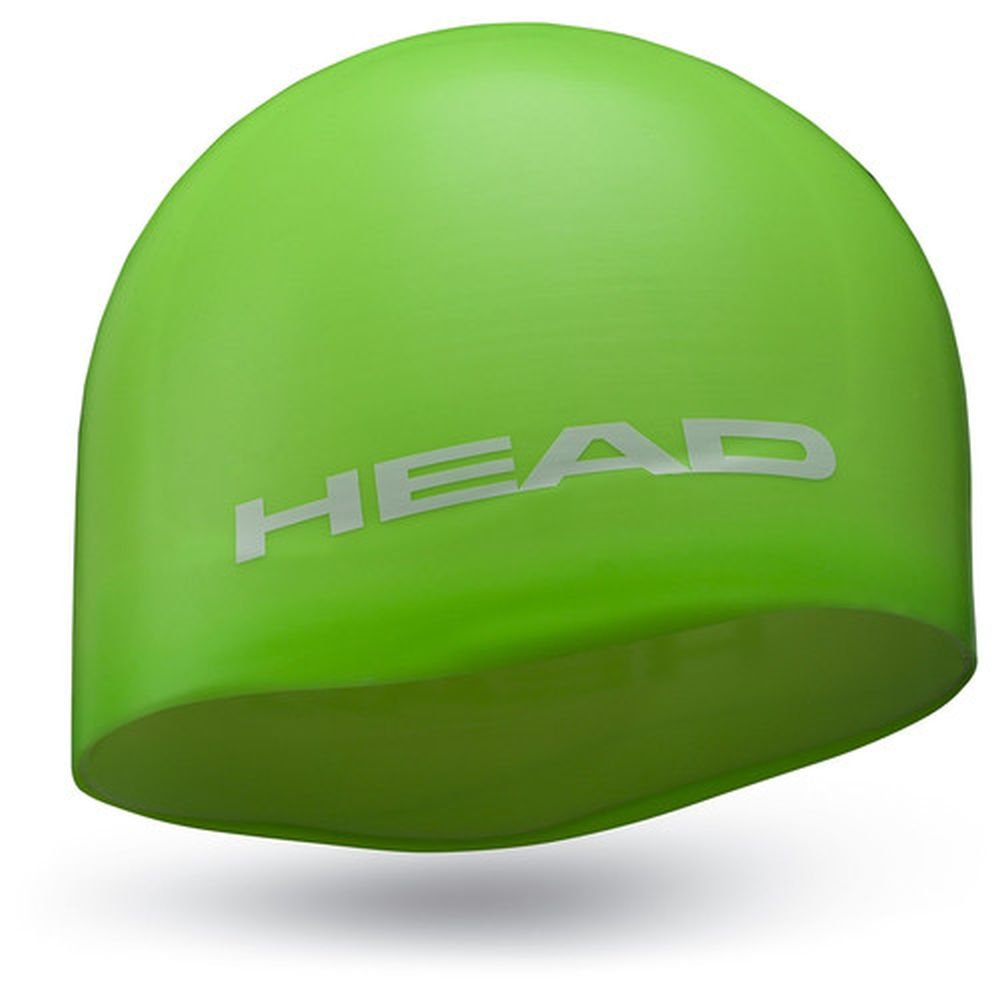 czepek head silicone moulded green