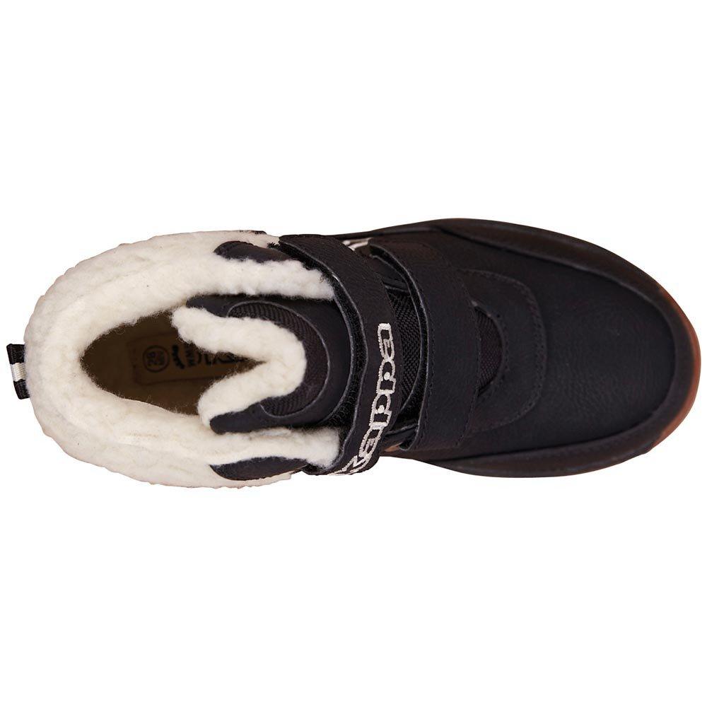 kappa bright mid fur k czarno-białe