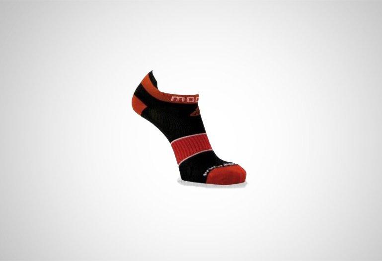 moose sneaker czerwono-czarne