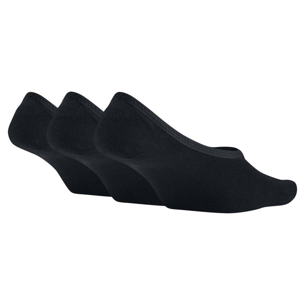 nike 3ppk lightweight footi black