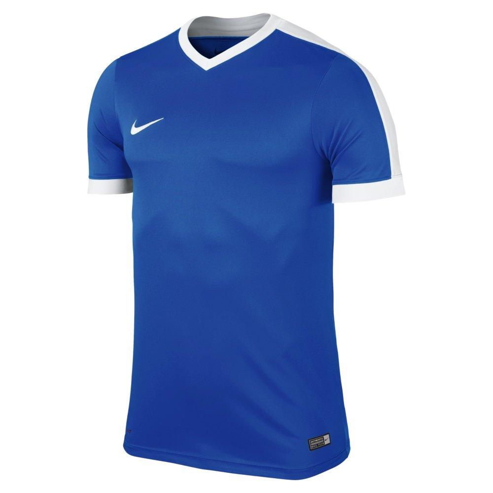 nike striker iv męska niebieska