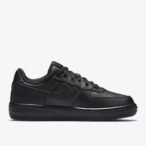 nike force 1 (ps) czarne