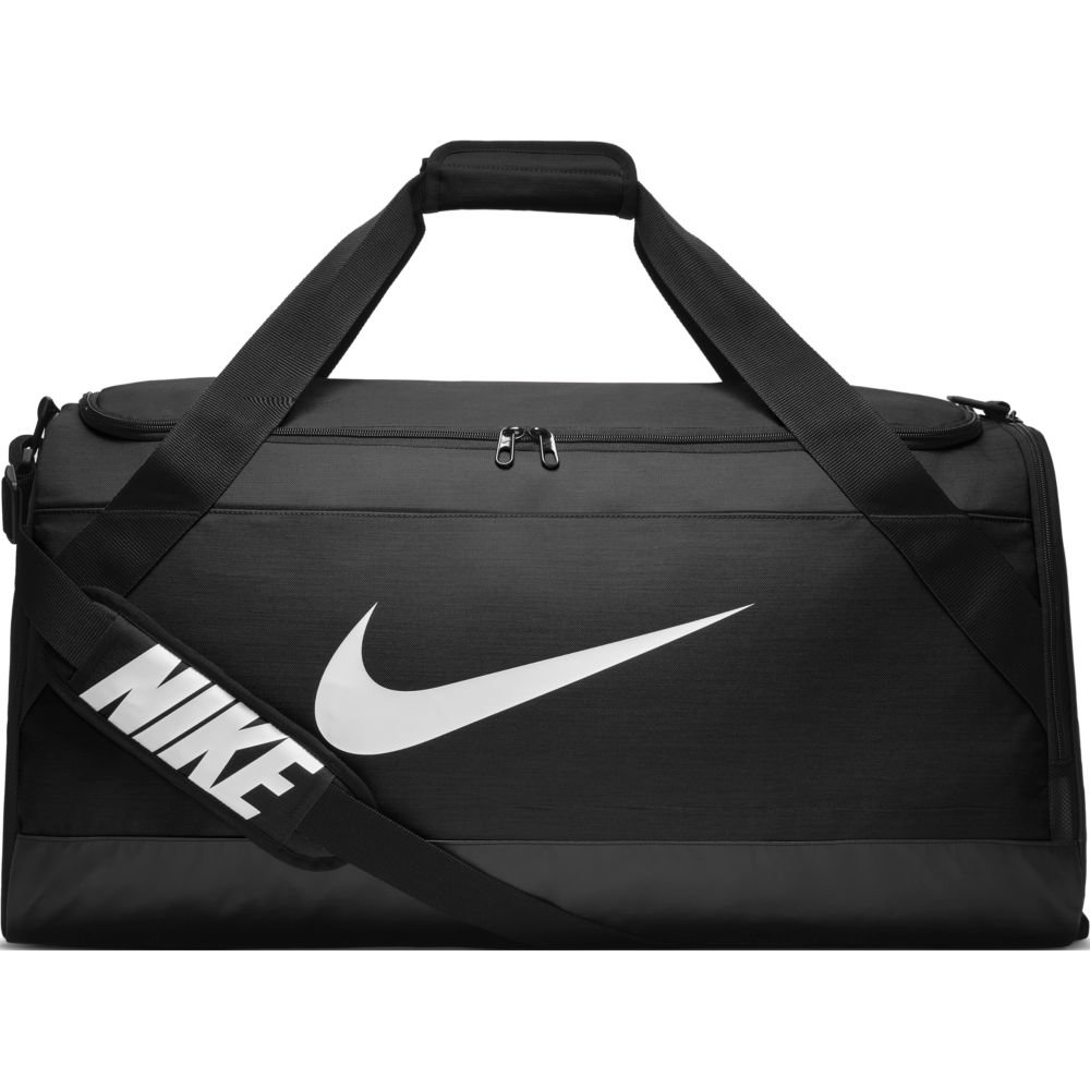nike brasilia (large) training duffel bag czarna