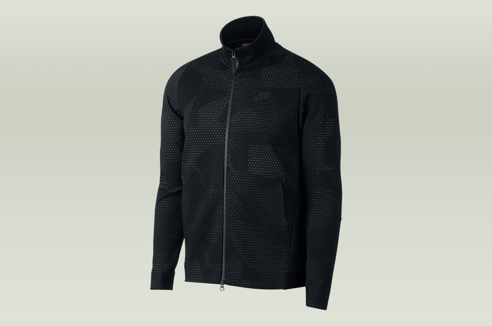 Bluza Nike NSW Tech Fleece Gx 1.0 M 886172 010
