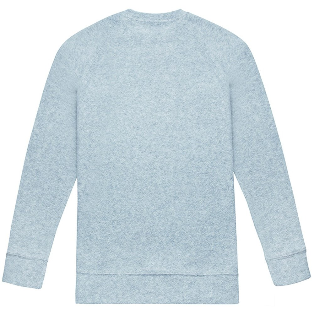 opm tommy fleece pullover (cn042-grey)