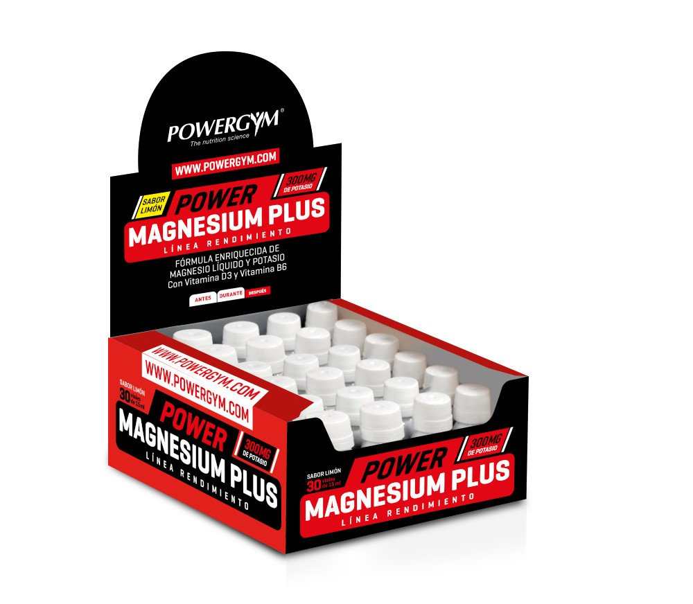 powergym magnesium plus 15 ml
