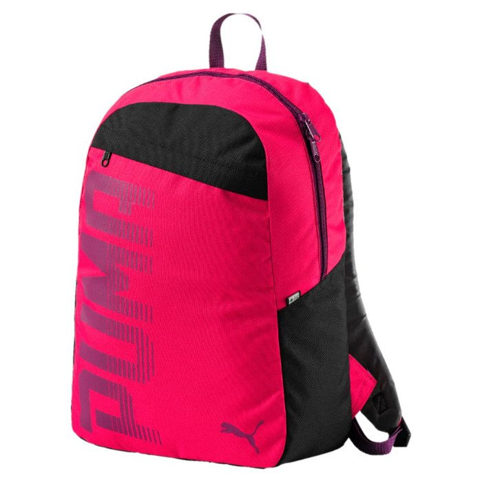 puma pioneer backpack pink