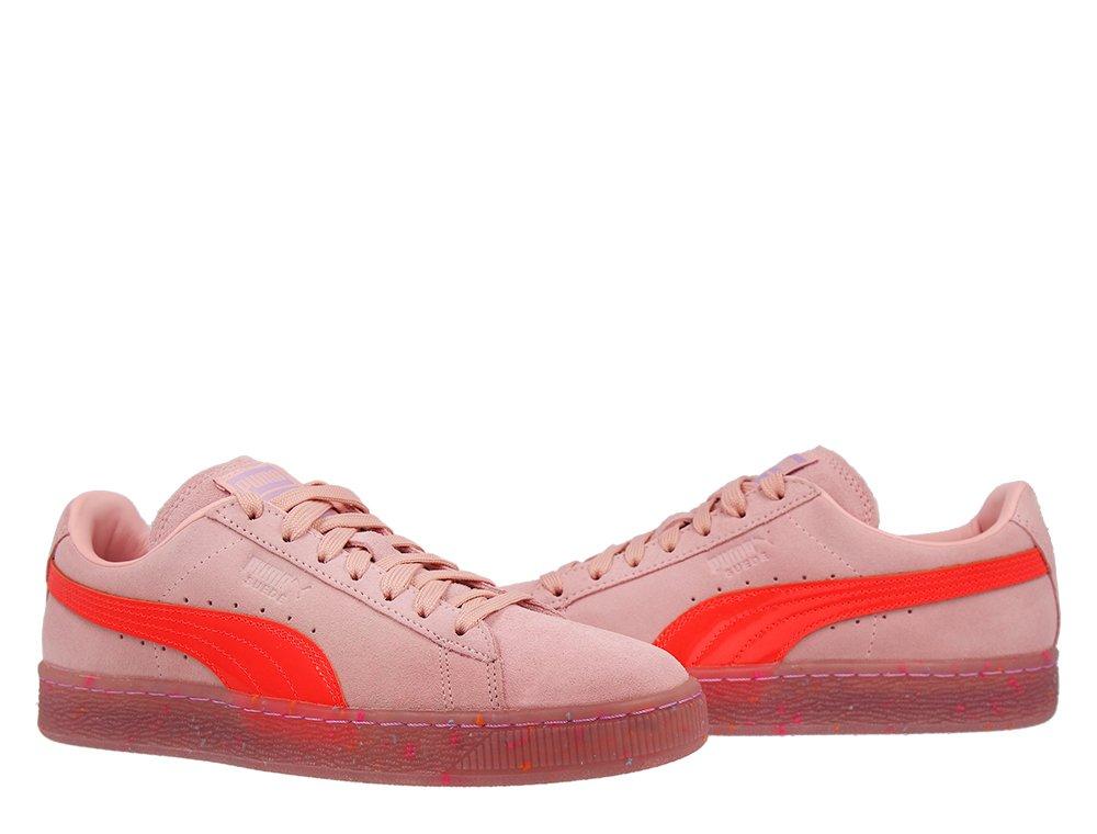 puma x sophia webster suede w damskie różowe (36473703)