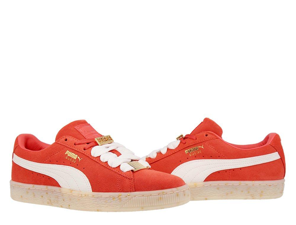 puma suede classic bboy fabulous damskie czerwone (36555902)