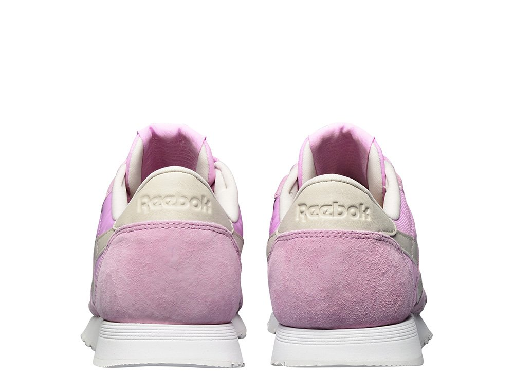 Reebok x FACE Stockholm Classic Nylon Pink