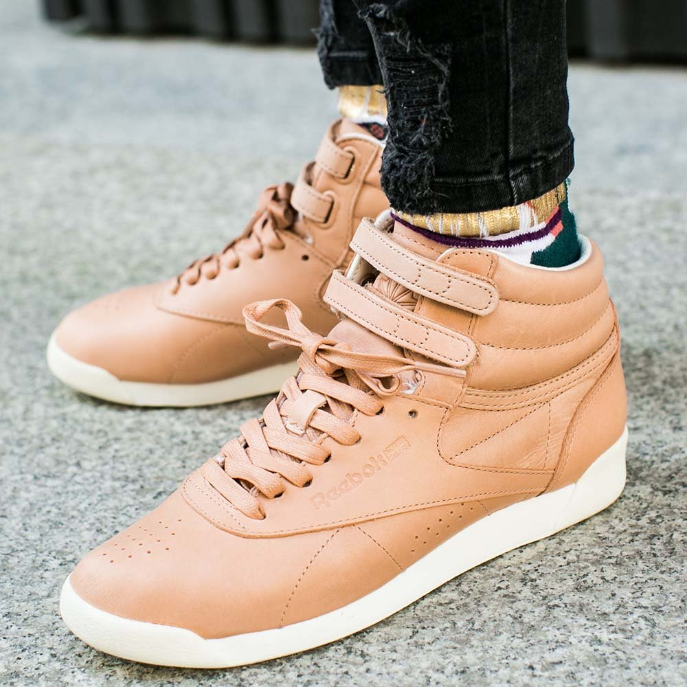 Reebok Classic Freestyle High Face 35 Stockholm