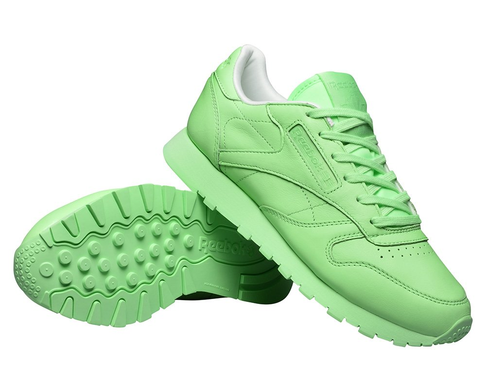 "reebok x spirit classic leather ""mint green"" (bd2773)"