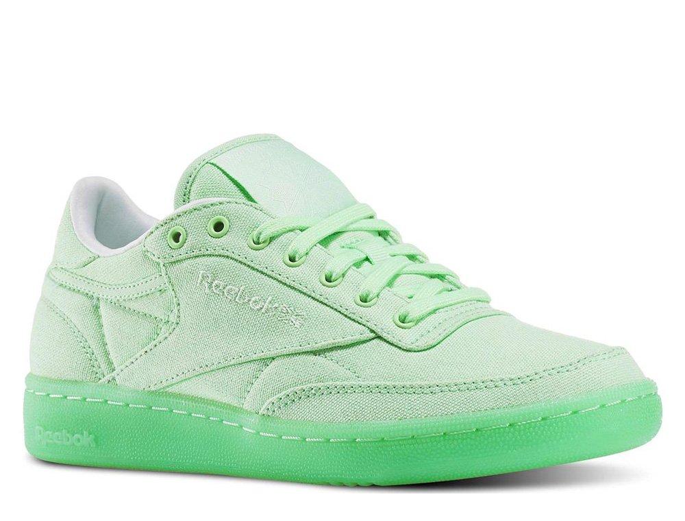 "reebok club c 85 canvas ""mint green"" (bd2840)"