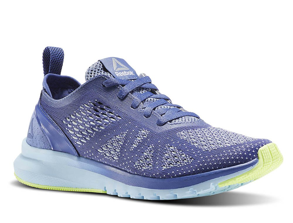 Buty Do Biegania Reebok Print Smooth Clip Ultraknit Szare
