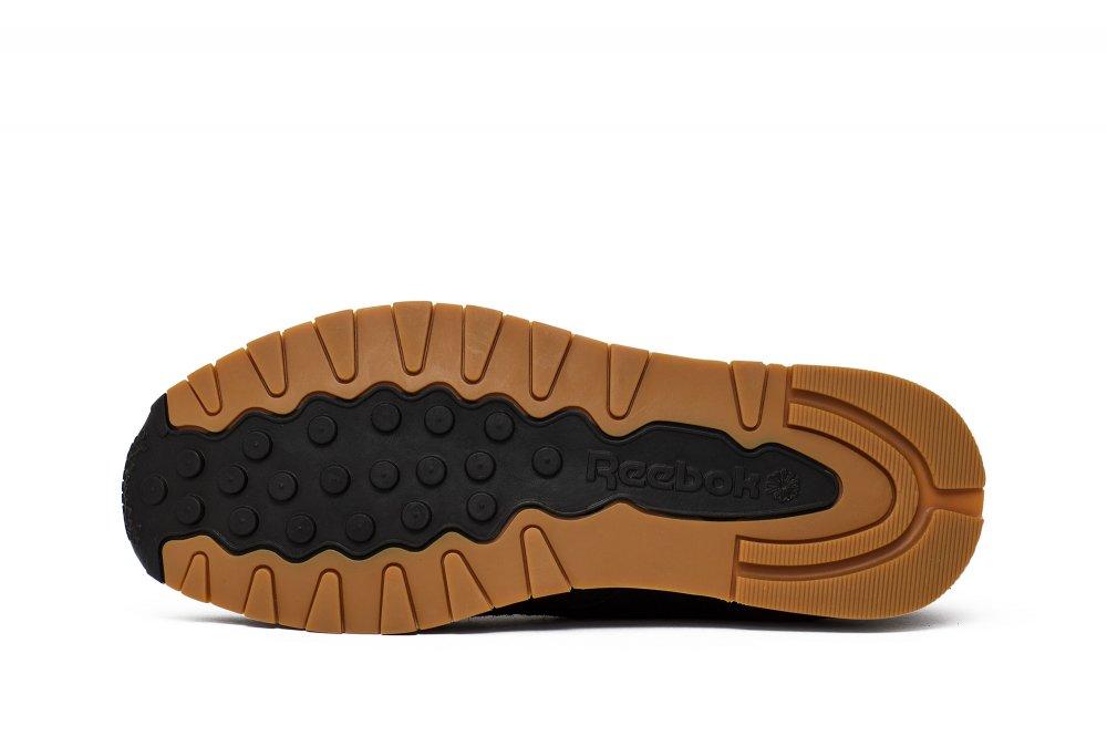 "buty reebok classic leather sg ""black"""