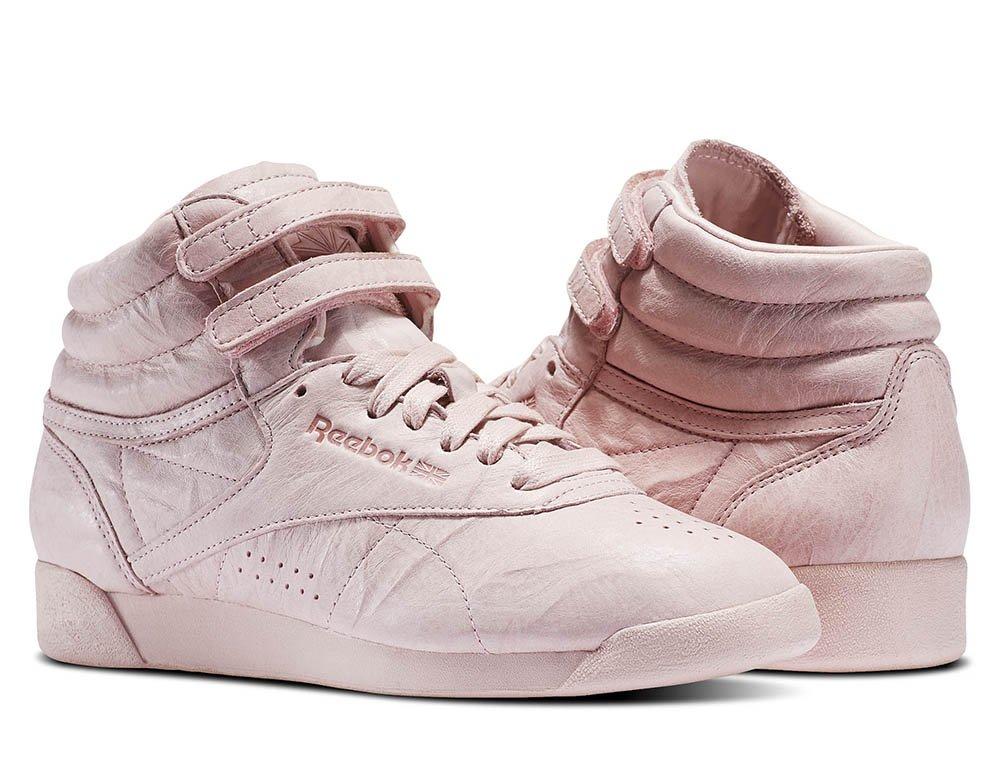 "buty reebok freestyle hi fbt ""polish pink"" (bs6279)"