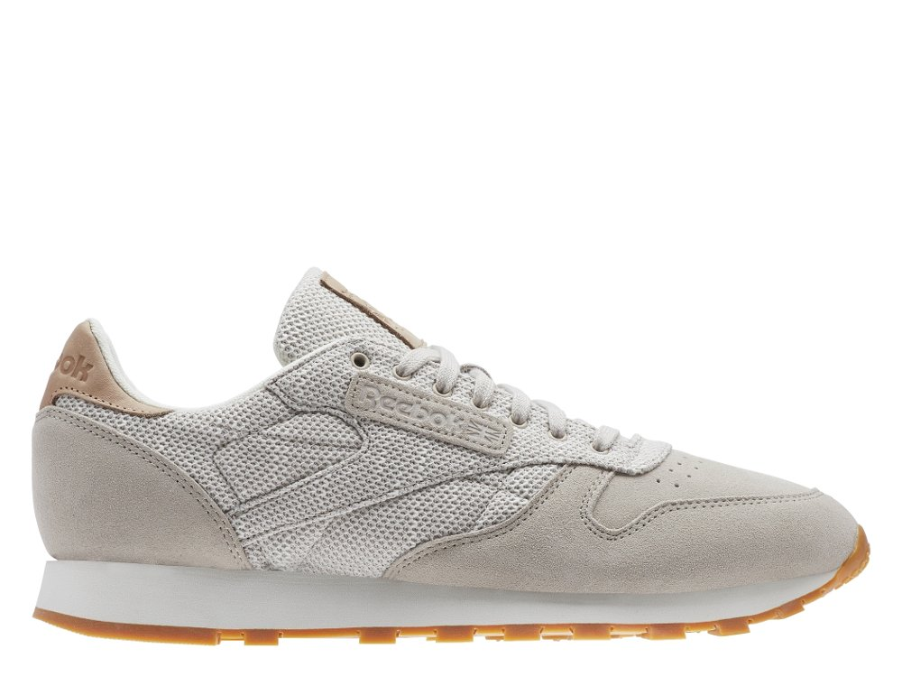 "buty reebok classic leather ebk ""sandstone"" (bs7850)"