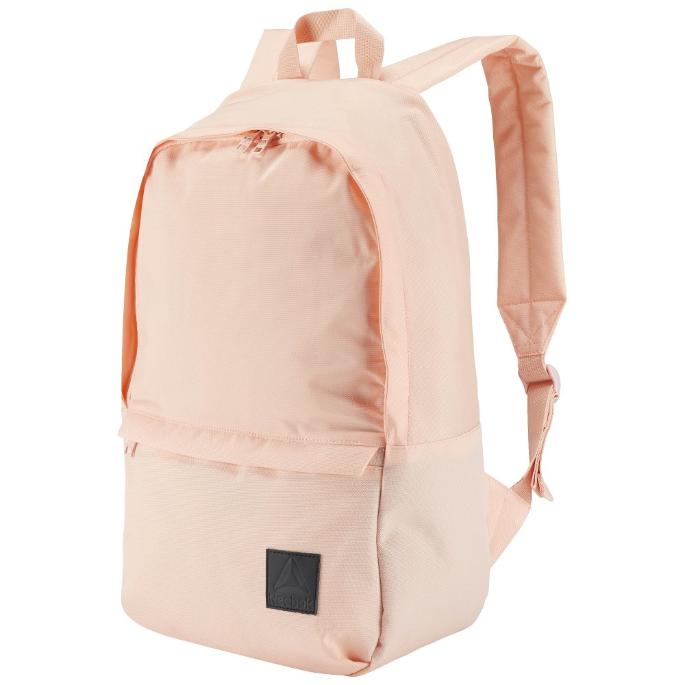 reebok style found backpack pomarańczowy