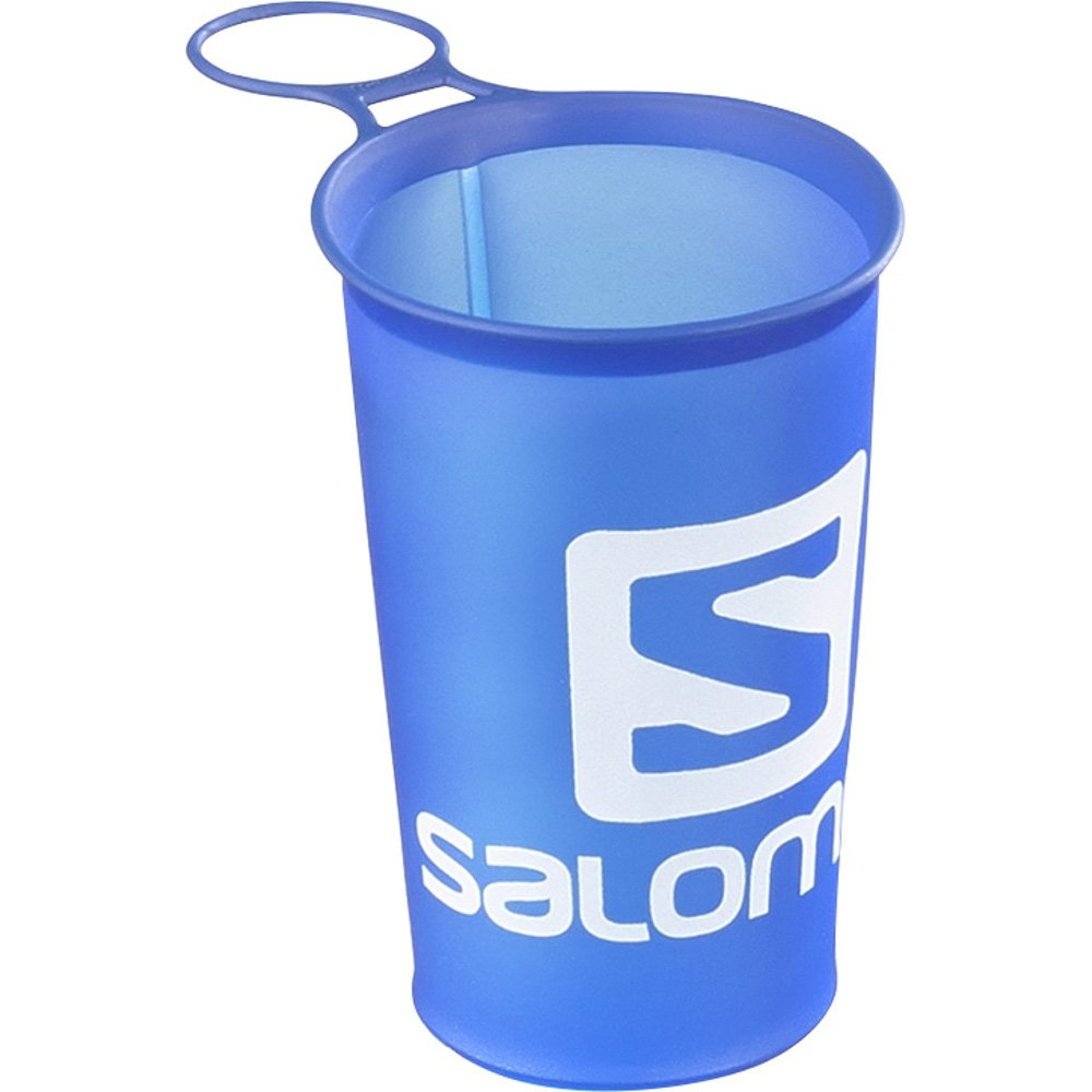 salomon soft cup 150 ml speed niebieski