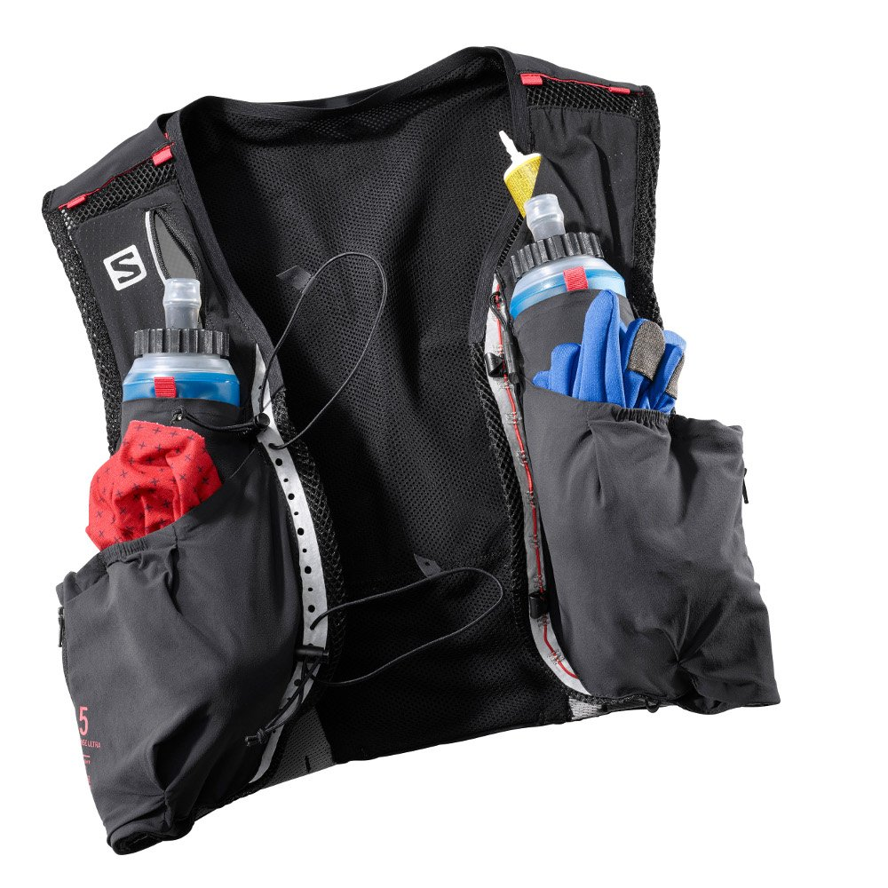 salomon s-lab sense ultra 5 set czarny