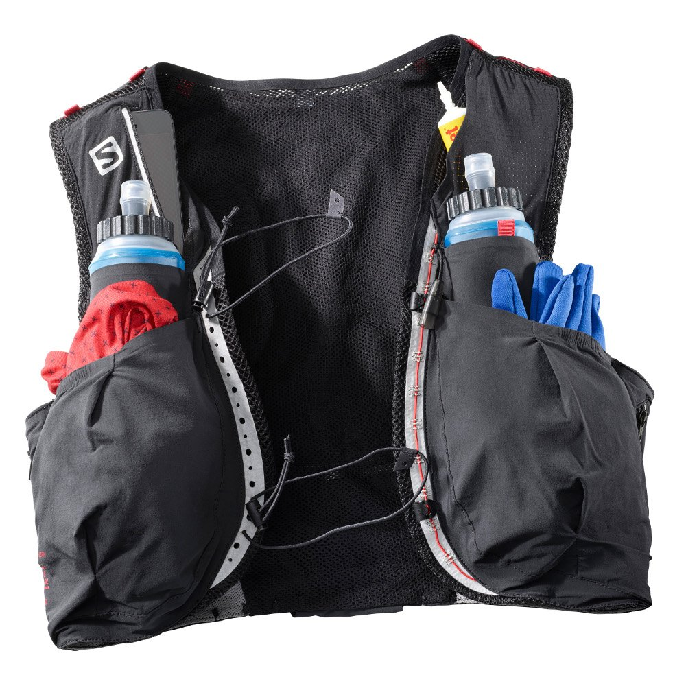 salomon s-lab sense ultra 8 set czarny