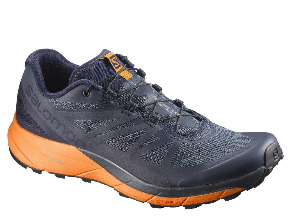 buty salomon sense ride navy blaze/bright mar/om