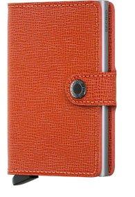 secrid miniwallet (mc-orange)